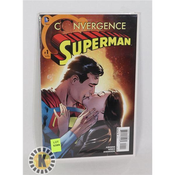 DC COMICS SUPERMAN  #1 OF 2