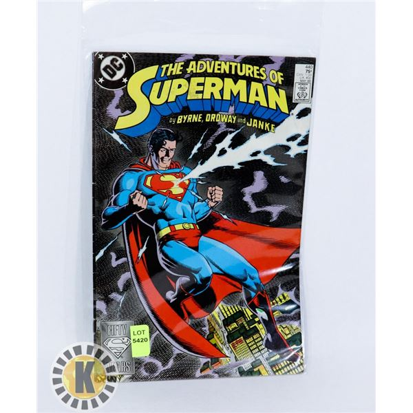 THE ADVENTURES OF SUPERMAN #440