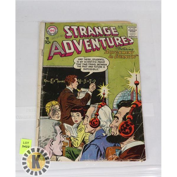 STRANGE ADVENTURES #83