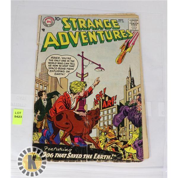 STRANGE ADVENTURES #86