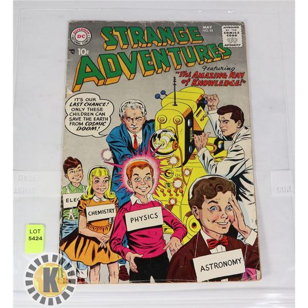 STRANGE ADVENTURES #92