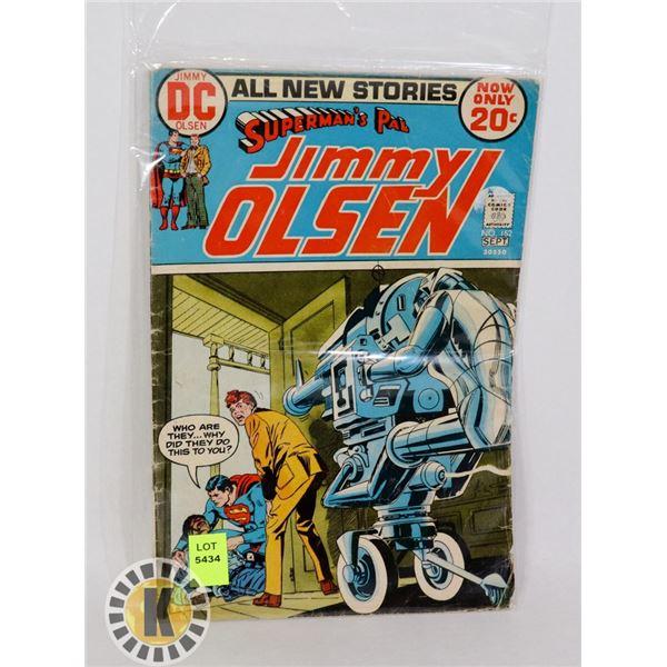 SUPERMAN'S PAL JIMMY OLSEN #152