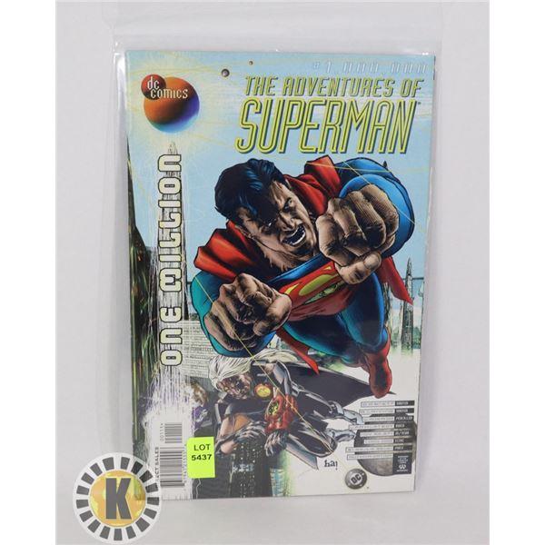 THE ADVENTURE OF SUPERMAN #1,000,000
