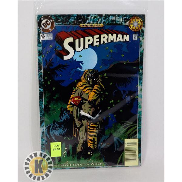 SUPERMAN #6 '94