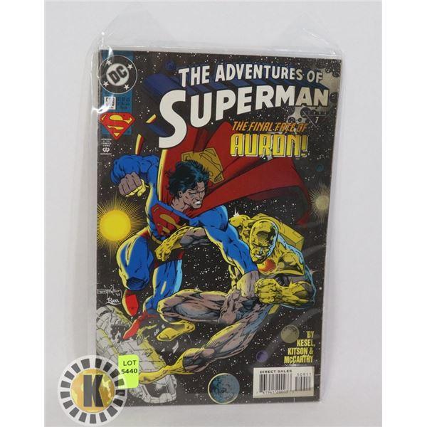 THE ADVENTURE OF SUPERMAN #509