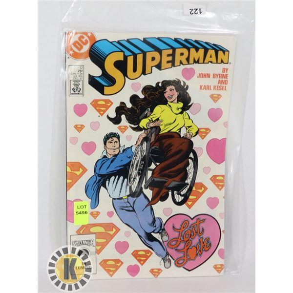 DC COMICS SUPERMAN #12