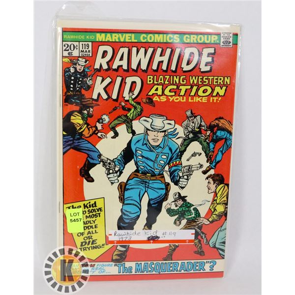 RAWHIDE KID #119 (1973)