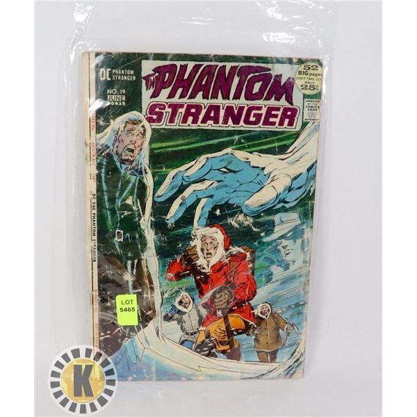 THE PHANTOM STRANGER #19