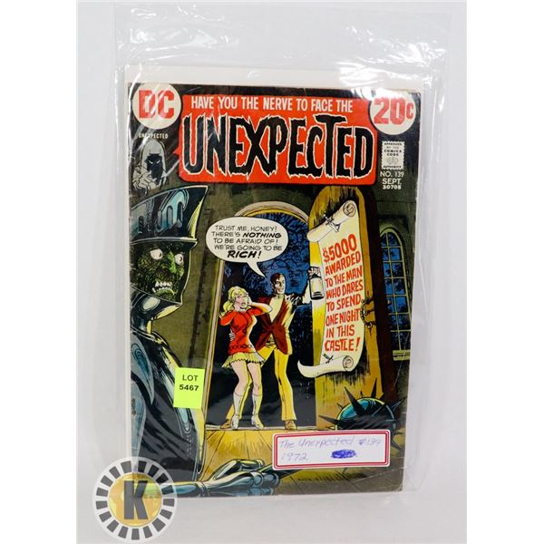 THE UNEXPECTED #139