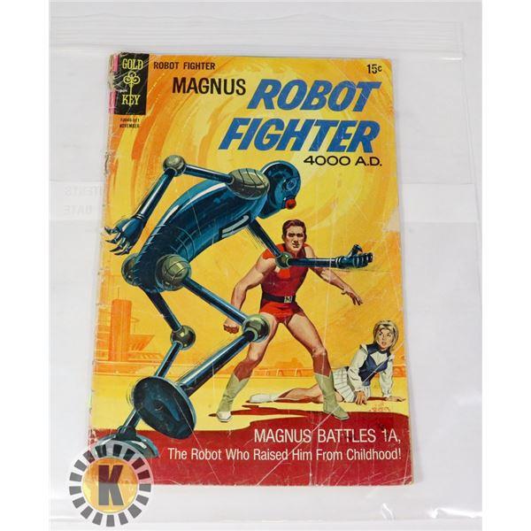 MAGNUS ROBOT FIGHTER 4000 A.D
