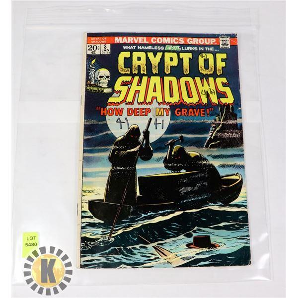 CRYPT OF SHADOWS #8