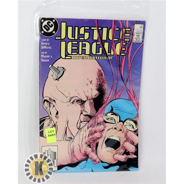 JUSTICE LEAGUE INTERNATIONAL #17