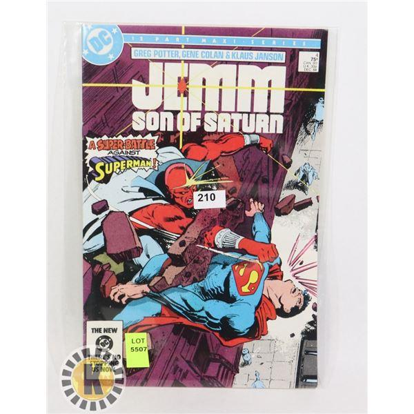 JEMM SON OF SATURN #4