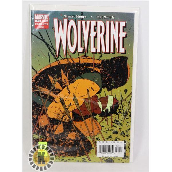 MARVEL COMICS WOLVERINE #41