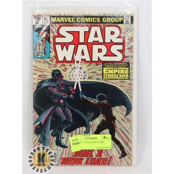 MARVEL 44 STAR WARS COMIC BOOK