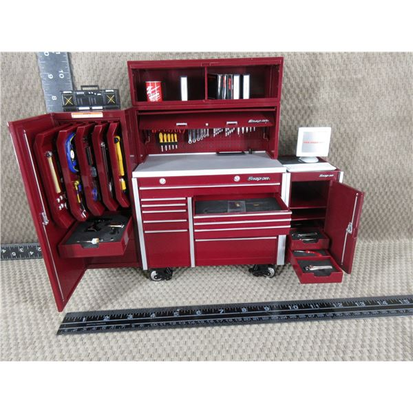 Snap-on Work Station Tool Boxes Coin Bank