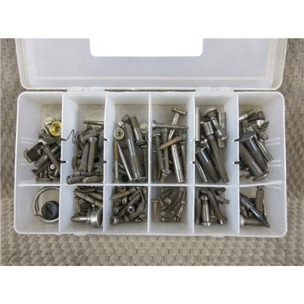 Box of Various Gun Screws