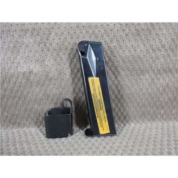 Ruger P-85 9MM Magazine Comes with Loading Tool