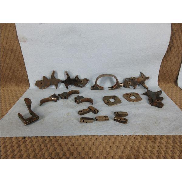 Webley 22 Revolver Parts