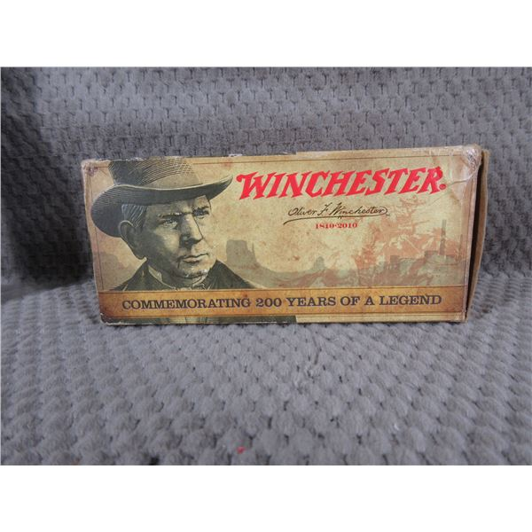 Winchester 200 Years Of A Legend Empty Carton Box