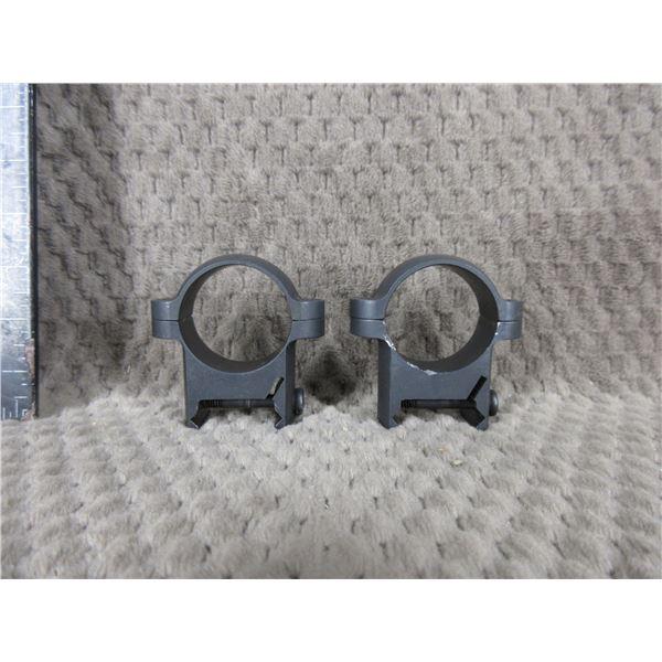 Steel 1inch Scope Rings