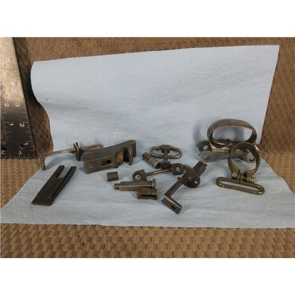Assorted Martini-Henry Parts