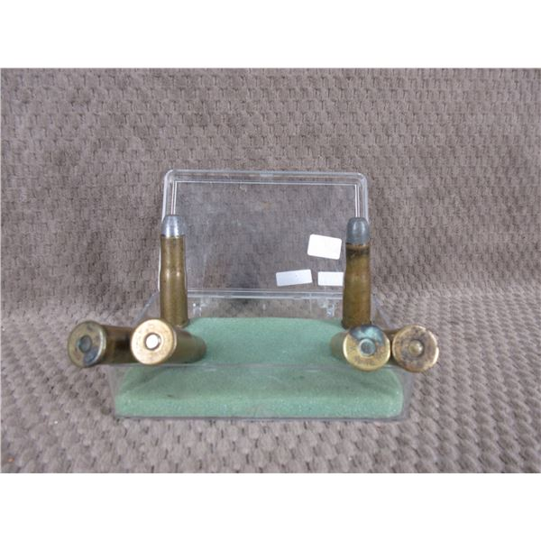 Collector Ammo 45-75 Winchester Six Rounds
