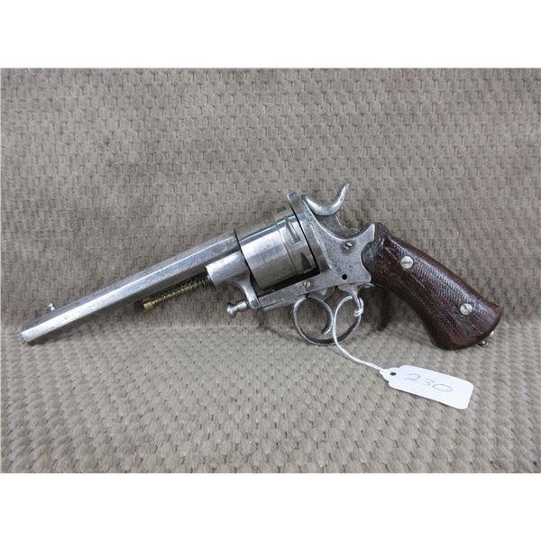 Antique - Belgium Revolver in .44 to 45 Caliber ???