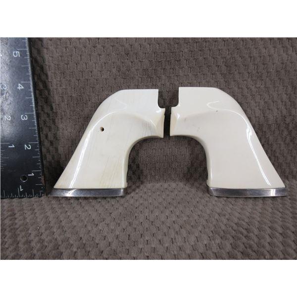Ivory Handgun Grips Unknown Make or Model