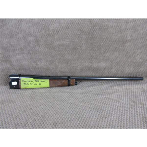 Browning BLR 325 WSN
