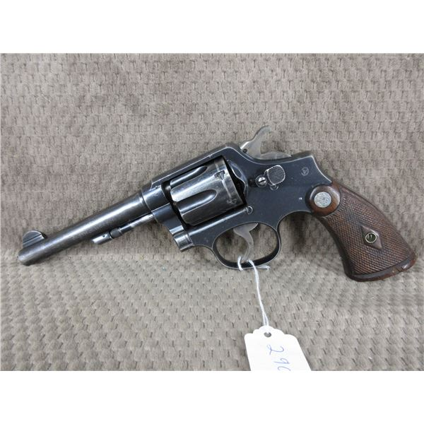 Restricted - Smith & Wesson Model 11/Victory?? in 38 S&W