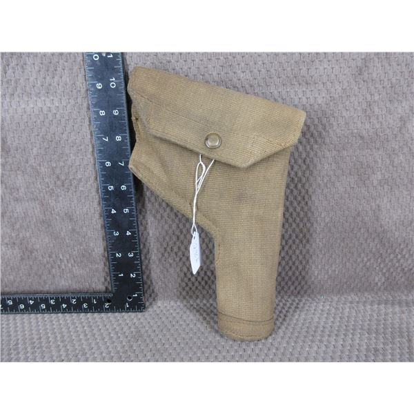 Canadian Military Holster - 1944 - 'C' Broad Arrow Stamp