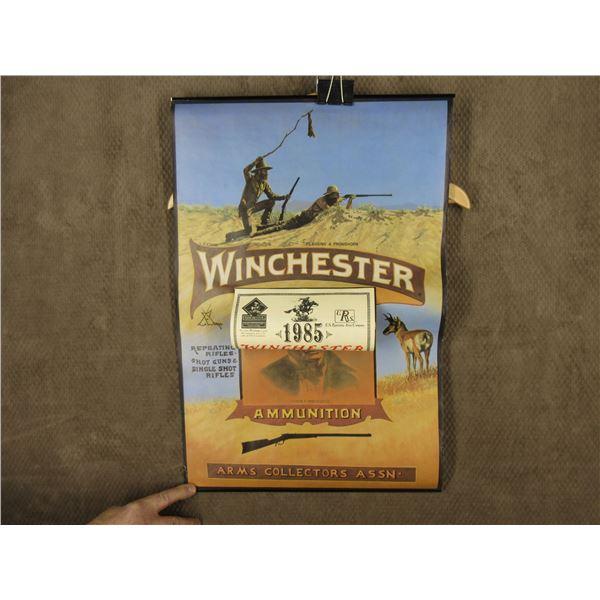 Wincheater 1985 Calender Arms Collector Assn.
