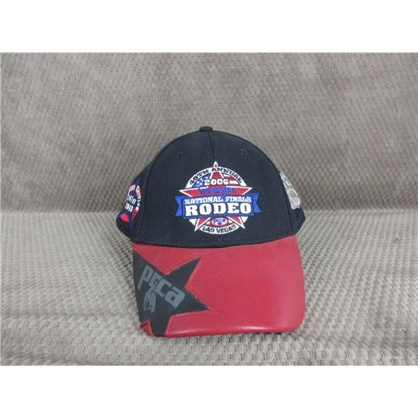 2006 National Finals Rodeo Las Vegas Ball Cap Unused