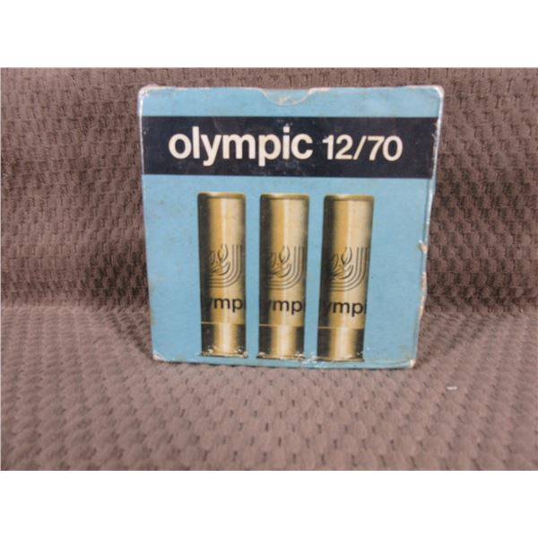 Collector Ammo Olympic 12/70 Box of 25