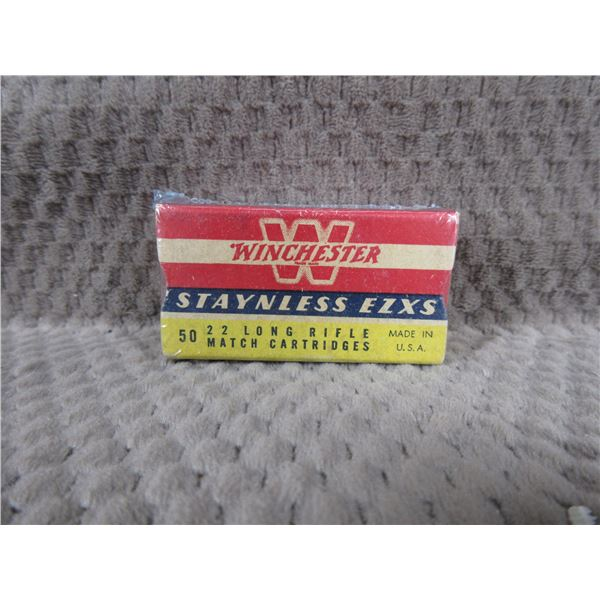 Collector Ammo Winchester Staynless EZXS