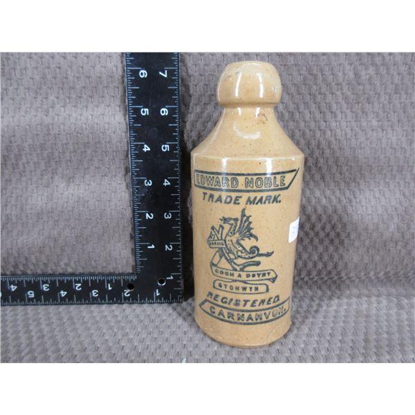 Collector Bottle Edward Noble Carnarvon