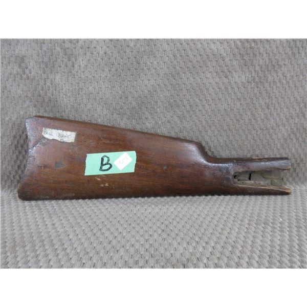 Ballard Carbine Rifle Stock