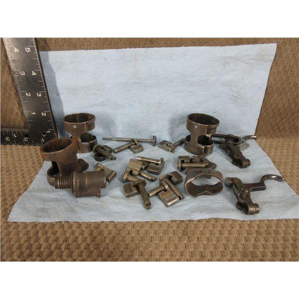 Mauser  Gun parts and bands