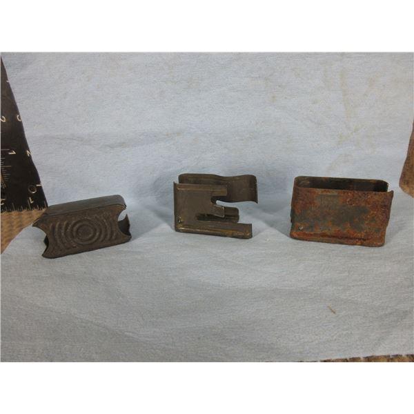 M1 Garand Clip Set of Three