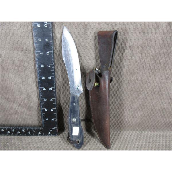 Russel Belt Knife & Sheath