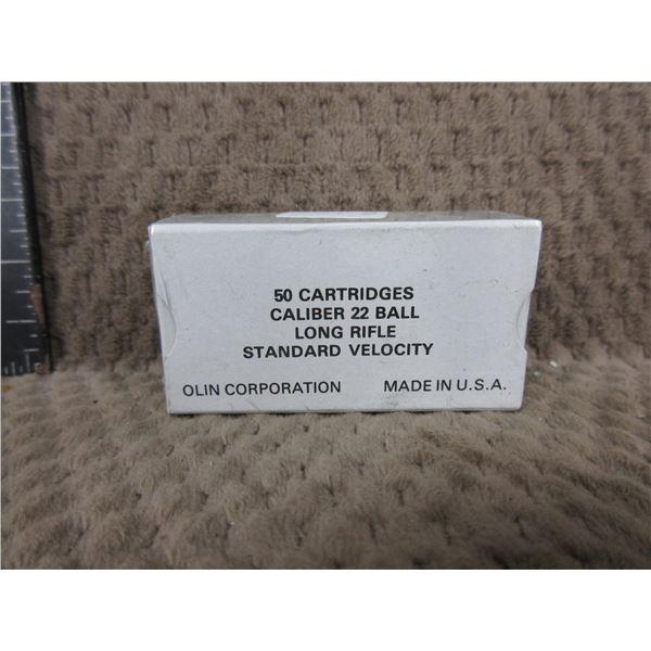 Collector Ammo - DND 22 Ball Long Rifle - Box of 50
