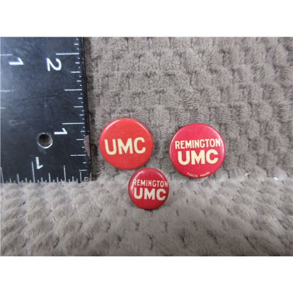 3 - UMC Pins (Remington)