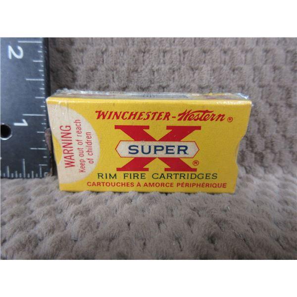 Collector Ammo - Win. Super X 22 Short - Box of 50