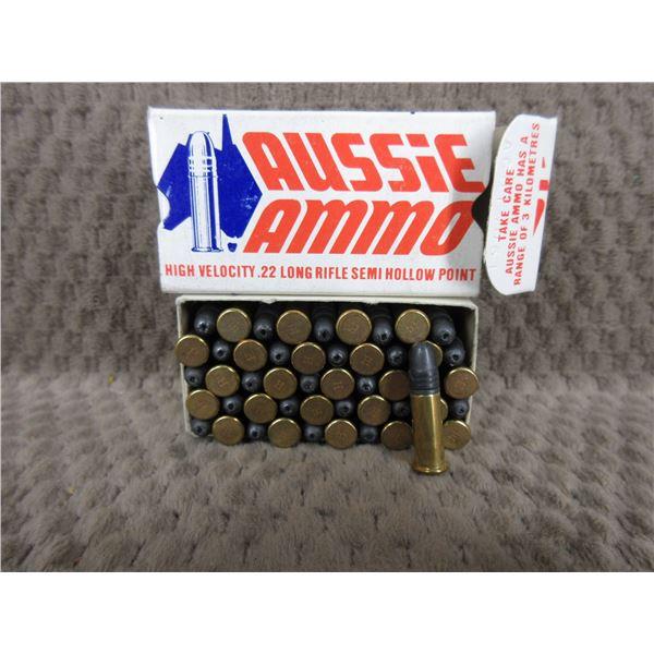 Collector Ammo - Aussie Ammo 22 LR - Box of 50