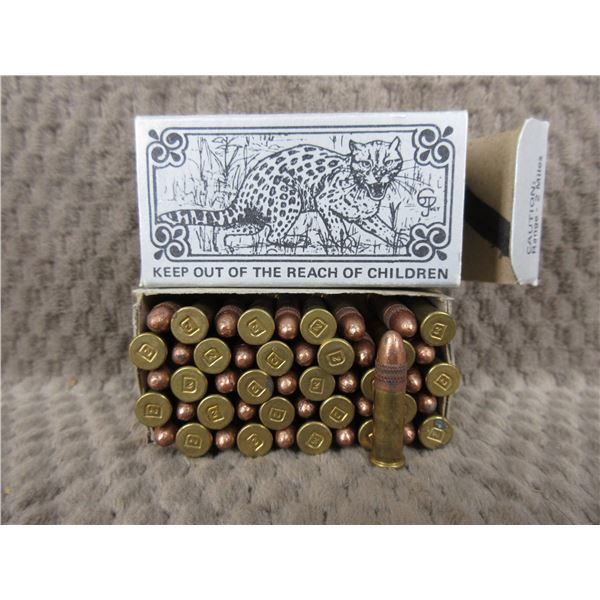 Collector Ammo - Sovereign Tiger Cat 22 LR - Box of 50