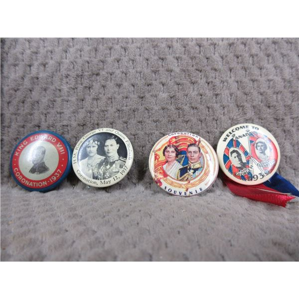 4 - British Buttons