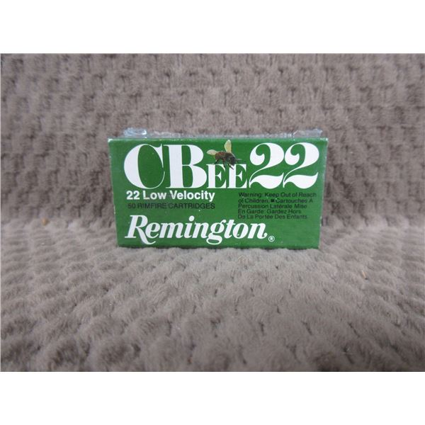 Collector Ammo - Remington Cbee 22 Long - Box of 50