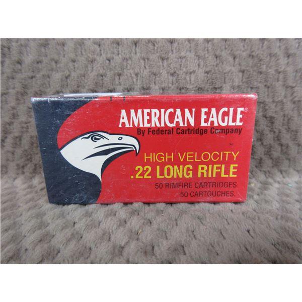 American Eagle 22 Long Rifle