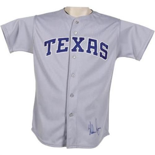 pretty nice ae8a0 ce321 Early 1990's Nolan Ryan Game Worn Jersey